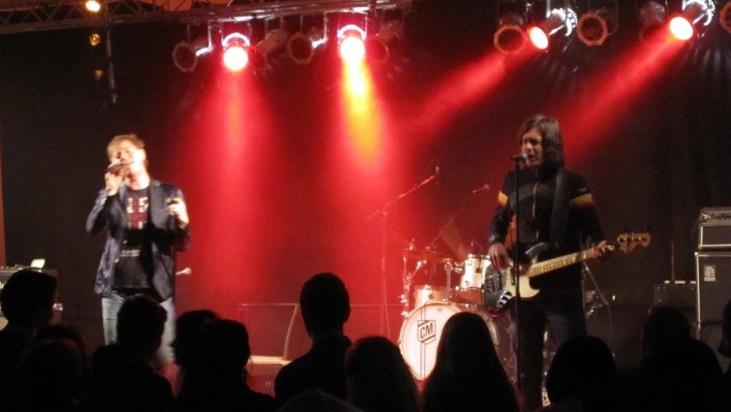 Fools Garden-Konzertabend Stadthalle Attendorn