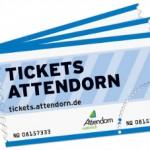 Tickets - Attendorn