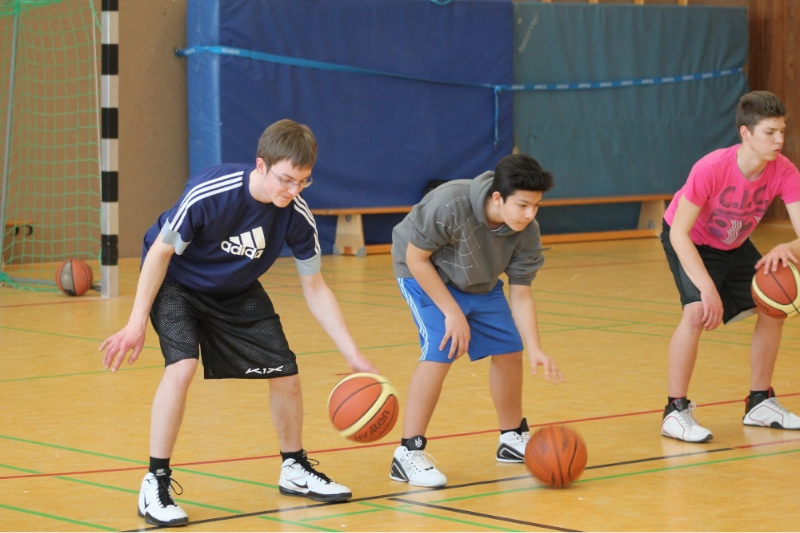 basketball - workshop