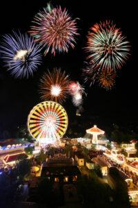 Feuerwerk Wendsche Kirmes