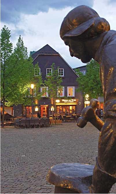 Gasthaus Klumpen am Markt - Olpe