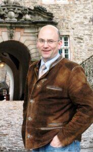 Thomas Bilsing - Hotelier auf Burg Schnellenberg