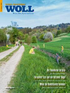 WOLL-Magazin Nr. 2 aus der Druckerei von FREY PRINT + MEDIA