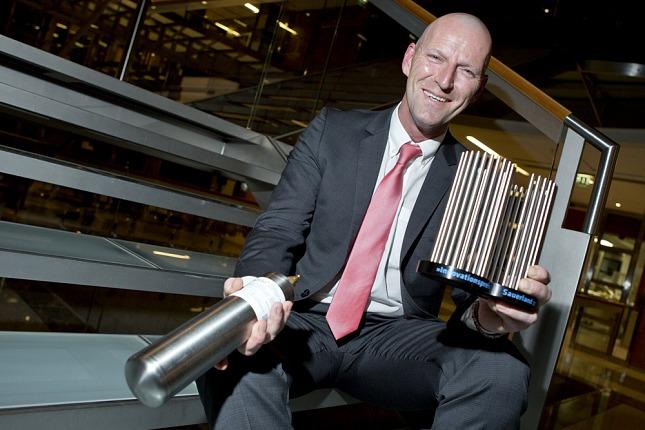 Innovationspreis 2012 Prof. Dr. Henning Zoz
