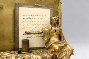 Allesschreibende Wundermaschine - Schreibapparat Friedrich von Knaus, Wien, 1760