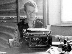Sekretärin 1941
