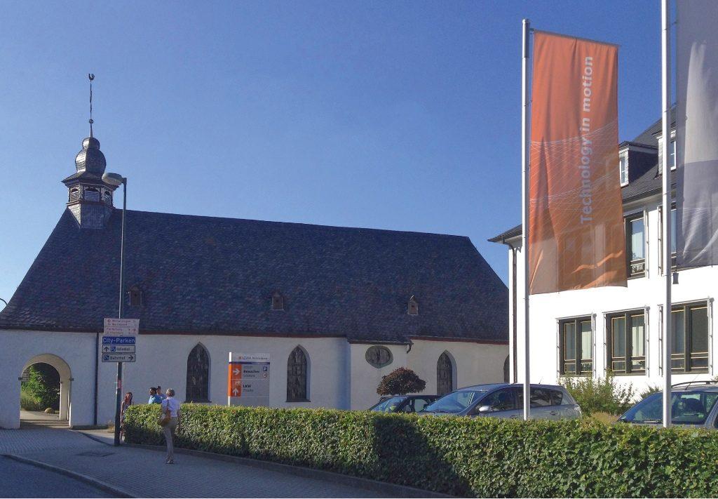 WOLL Sauerland: Hospitalkirche in Attendorn (2013)