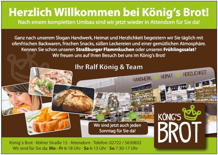 Koenigs-Brot