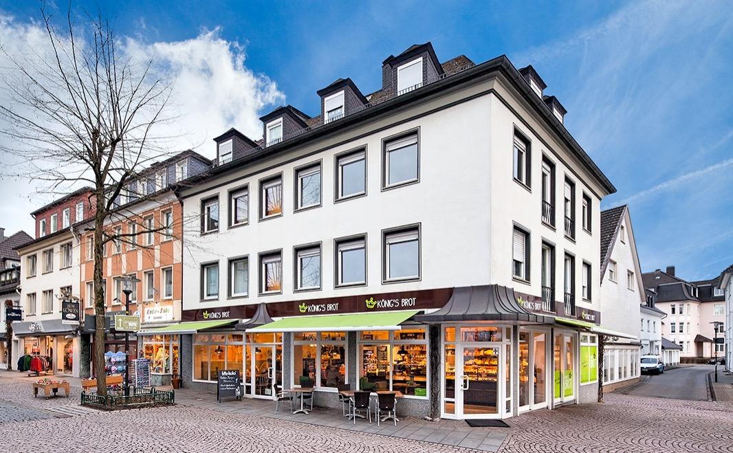 Königs Brot - Cafe-Bäckerei Attendorn