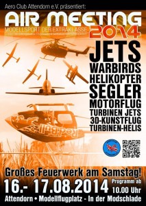 Air-Meeting 2014 - Attendorn