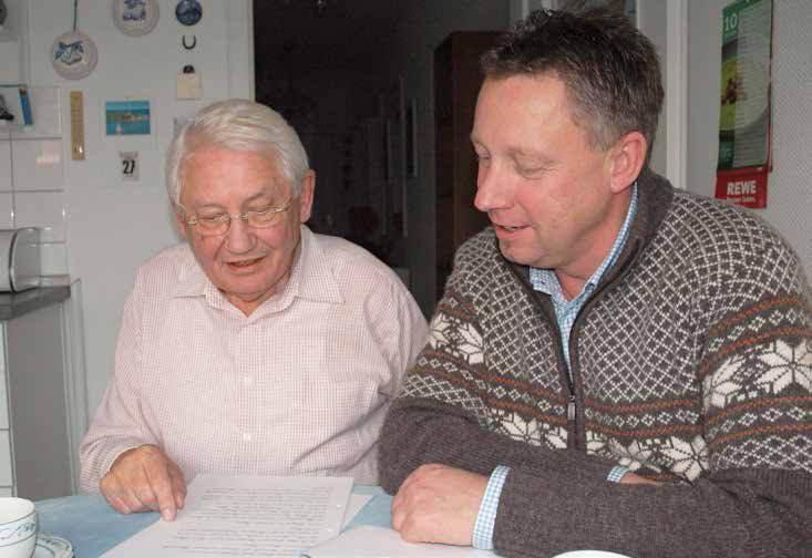 Heinz und Martin Pursian