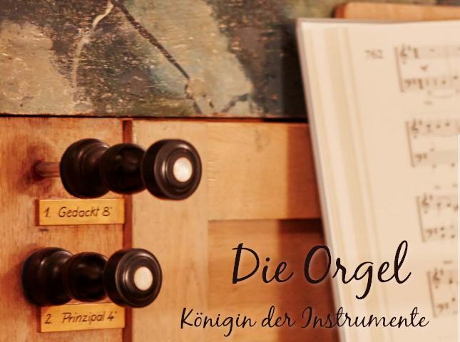 Die Orgel - Sauerland