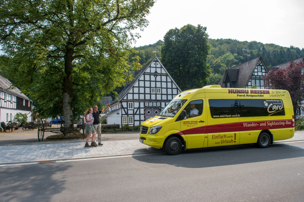 Urlaubsregion Schmallenberg - Eslohe