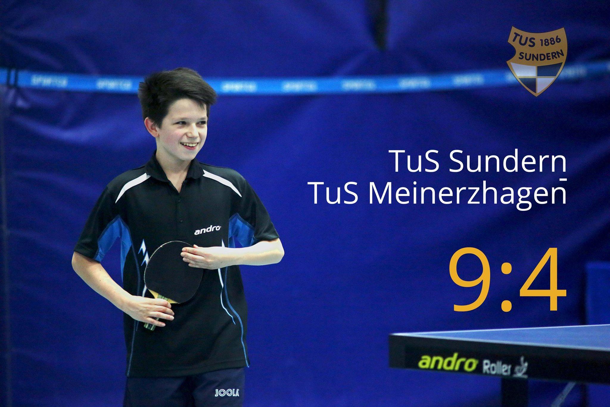 TUS - Sundern - Tus Meinerzhagen 02-16