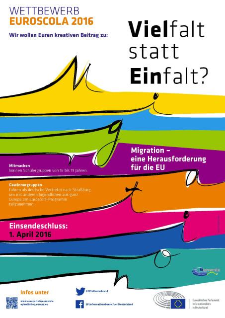 ep euroscola plakat 2016