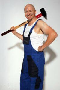 Dittmar Bachmann - Comedy total behämmert