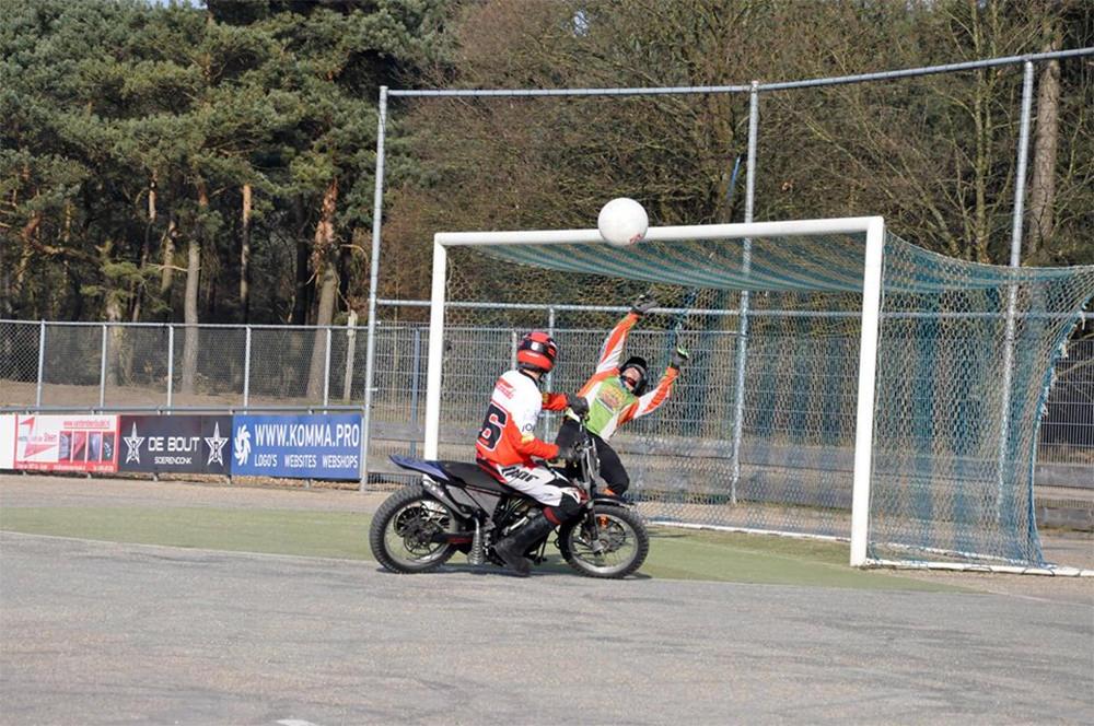 Motoball Kiersepe Sauerland
