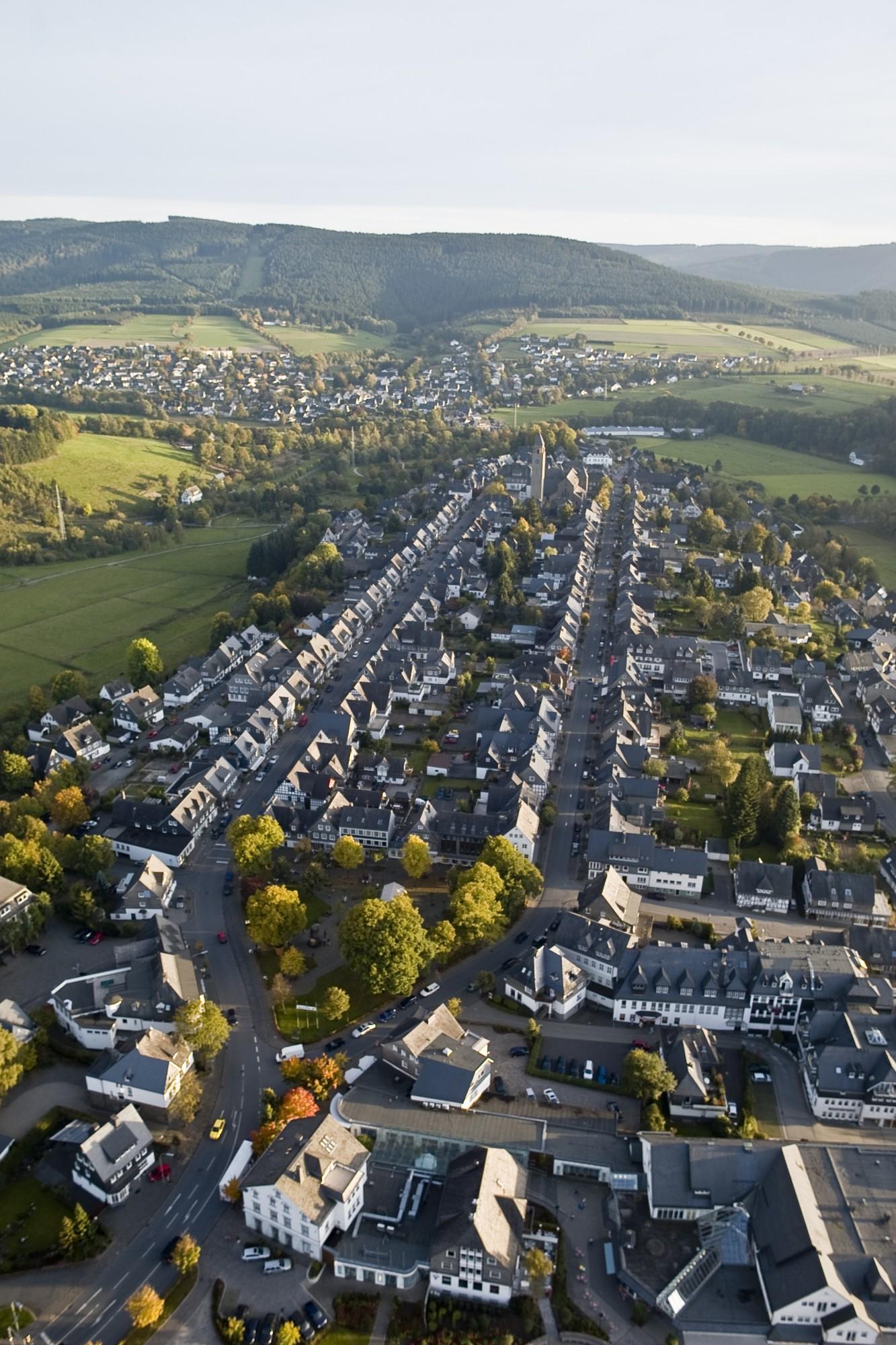 Stärkung der Einkaufsstadt Schmallenberg