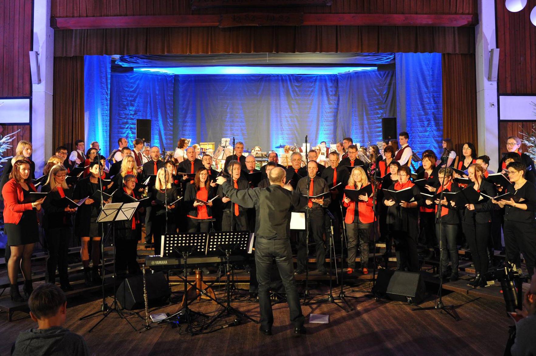 Frühlingszauber Chorfestival am 9. Apri in Bad Fredeburg