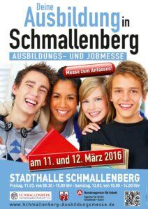 Ausbildungsmesse Schmallenberg