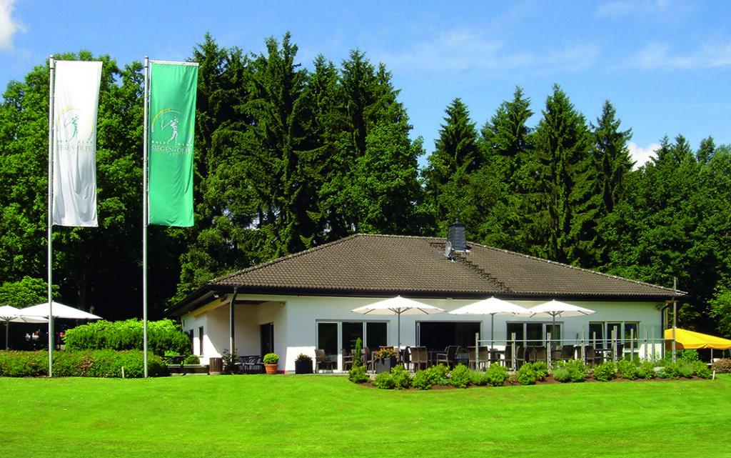 WOLL Sauerland GCSO Clubhaus
