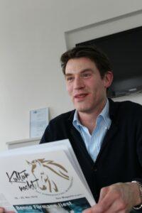 Matthias Berghoff präsentiert das neue Kultur-Rockt-Magazin.