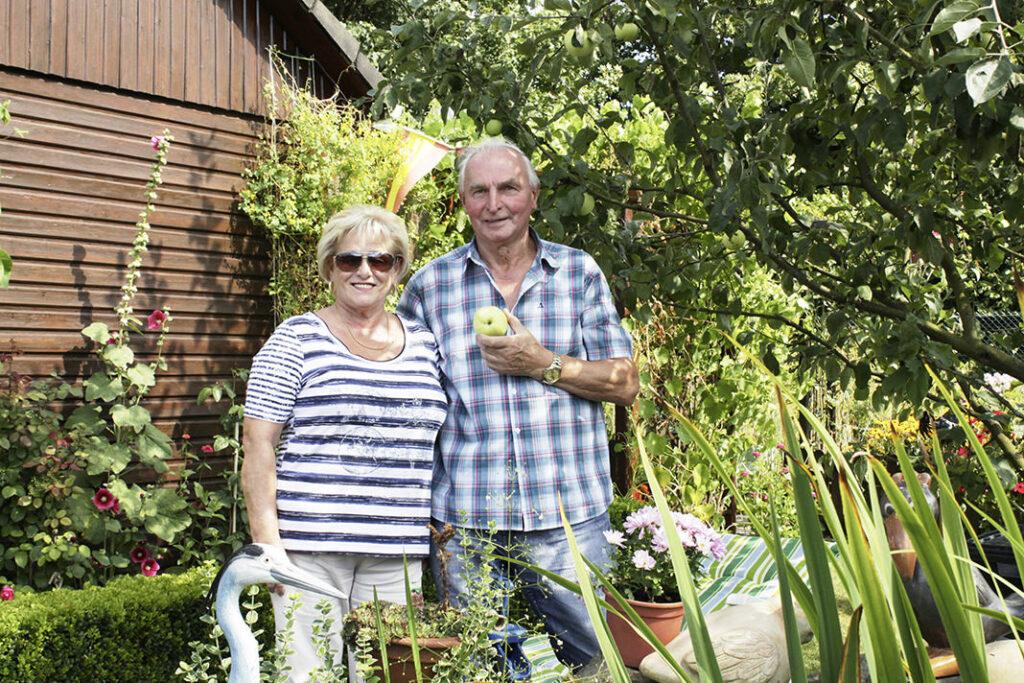 Gartenfreunde Heiderbaum - WOLL Sauerland