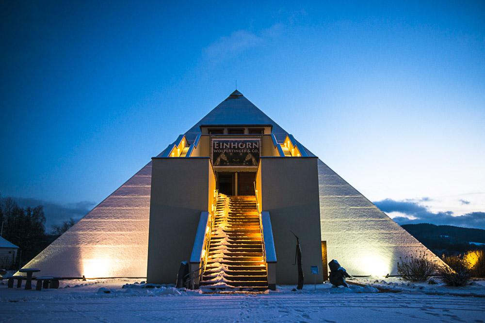 Galileo-Park Lennestadt-Meggen Museumspyramide
