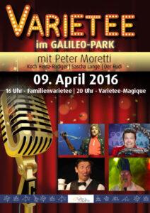 Galileo-Park Varietee April 2016