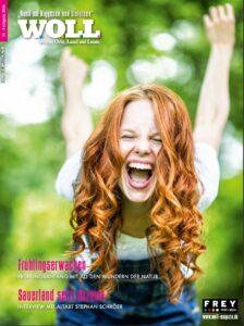 WOLL-BIGGESEE Ausgabe 13 - Frühjahr 2016