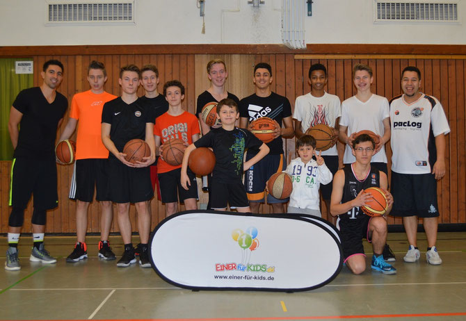 Basketball-Camp Olpe