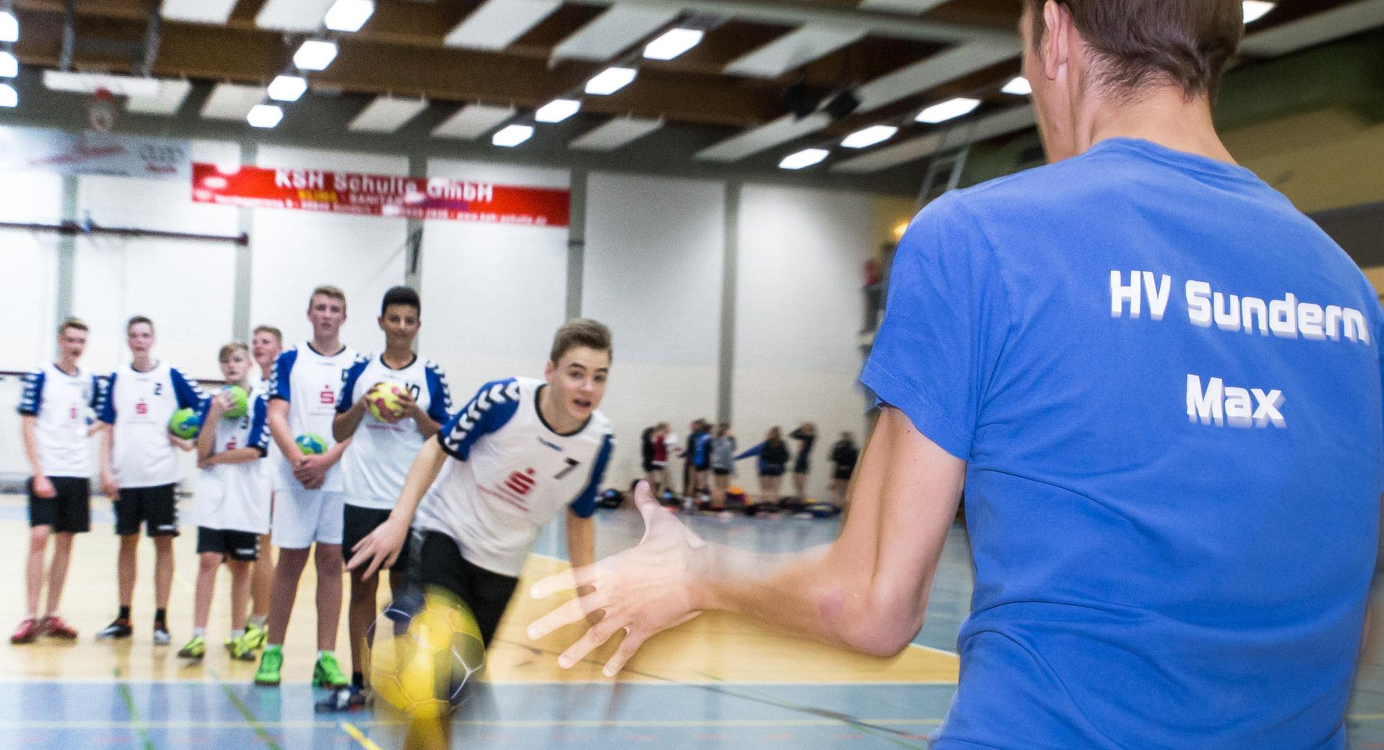 40 Jahre Handballverein Sundern