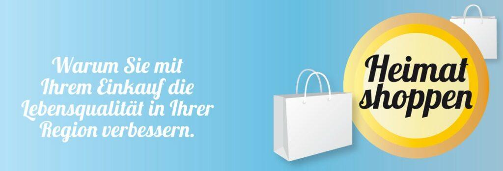"""Imagekampagne """"Heimat shoppen"""""""