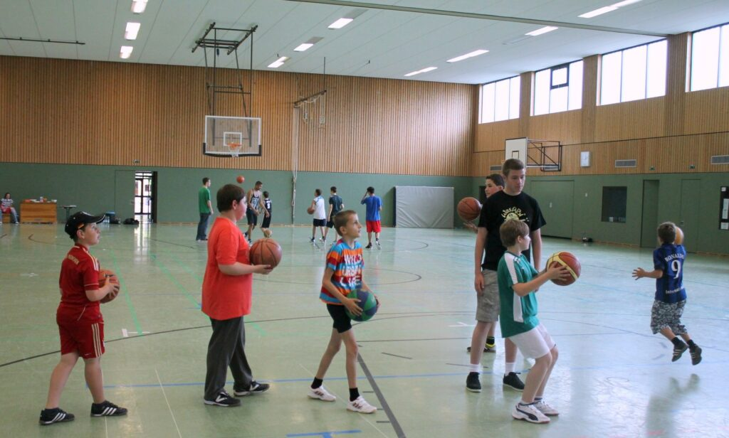 workshop basketball