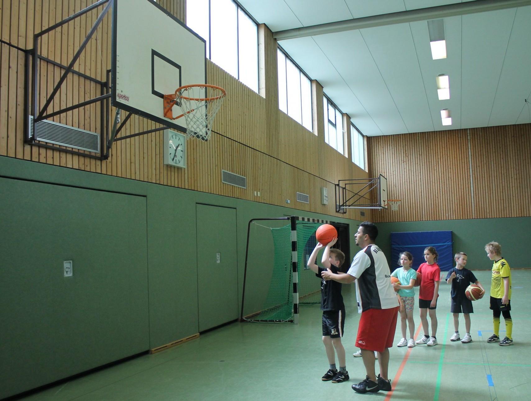 workshop basketball