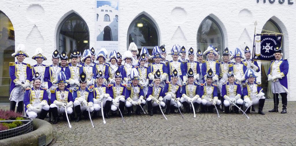 WOLL Sauerland Prinzengarde Attendorn