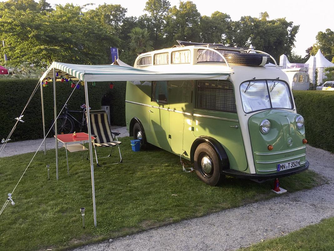WOLL Sauerland Caravan