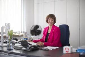 Dr.Bettina Wolf - Arbeitsagentur Siegen