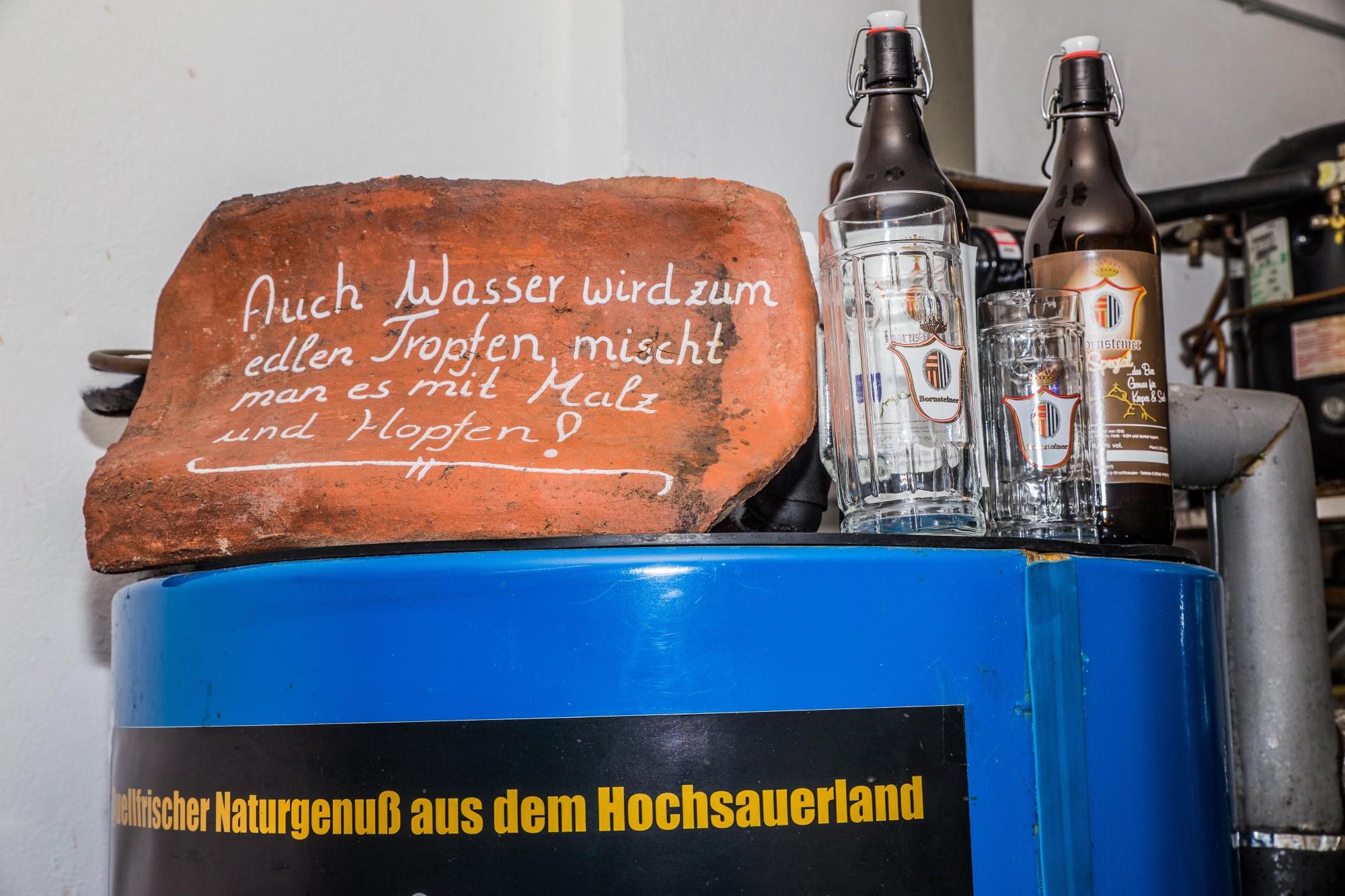 Trend - das eigene Bier zu brauen
