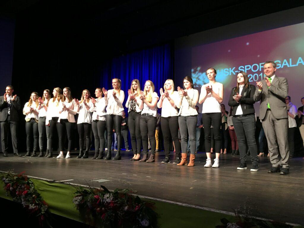 Mannschaft des Jahres 2015