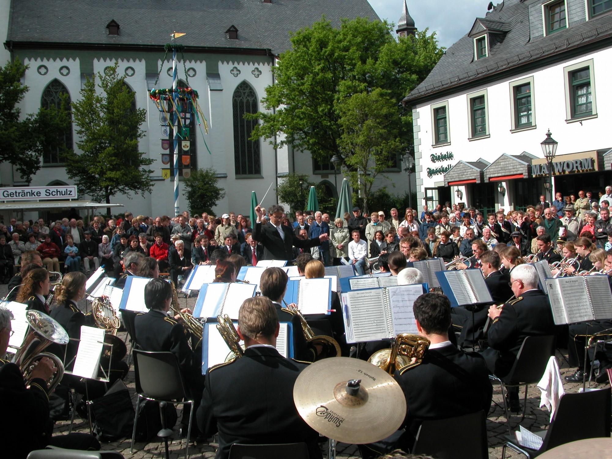 WOLL Sauerland Kreismusikfest