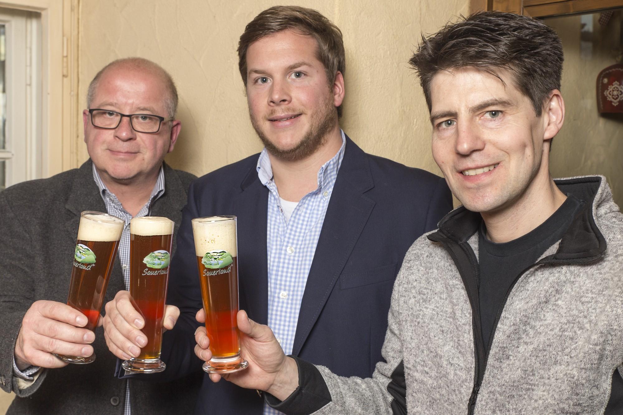 Bier aus dem Sauerland