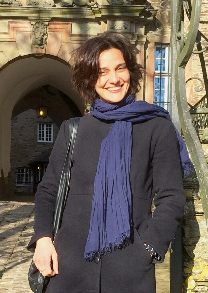 DIe ukrainische Autorin Katja Petrowskaja hat einen jüdischen Familienhintergrund. Seit 1999 lebt und arbeitet sie in Berlin.