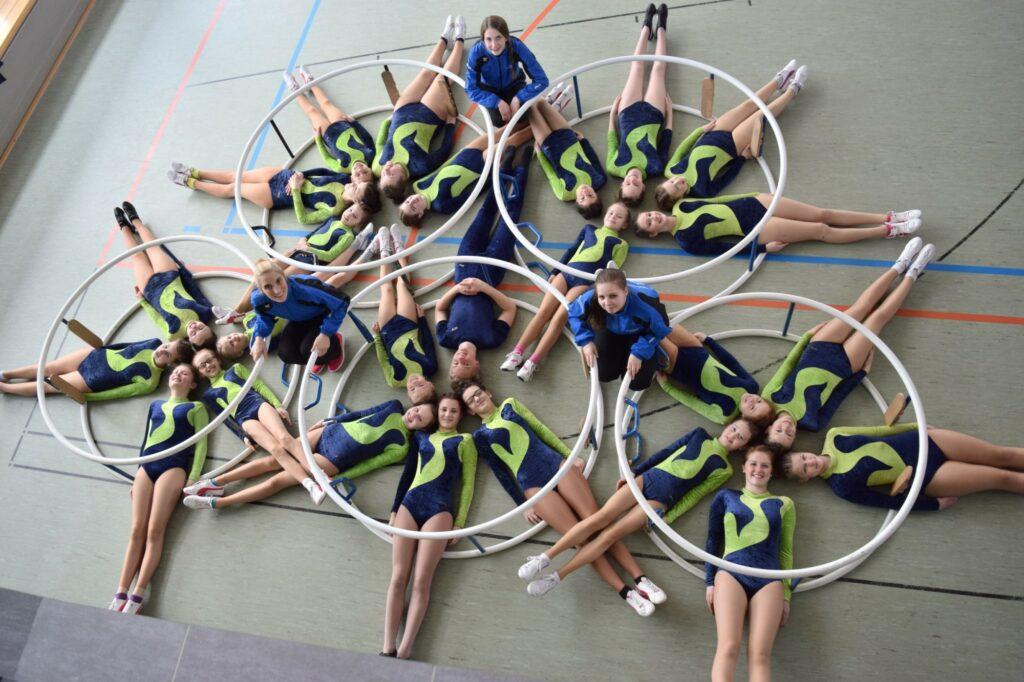Disziplin Spirale Foto: Rainer Krämer