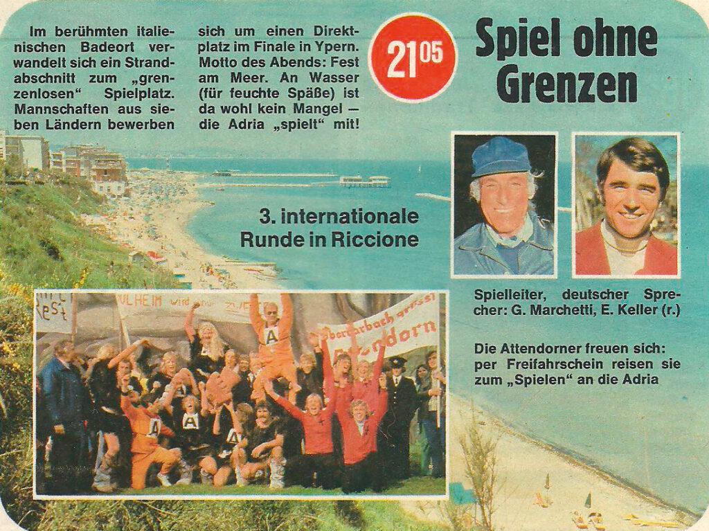 WOLL Sauerland Spiel ohne Grenzen