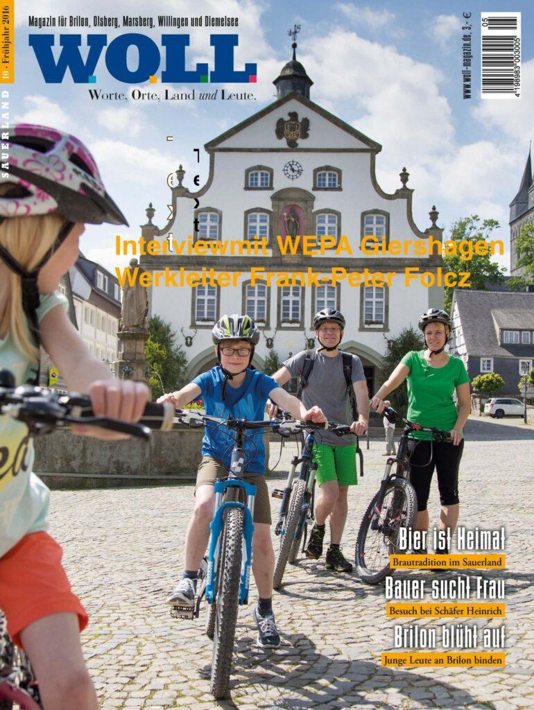 WOLL-Magazin für Brilon, Marsberg, Olsberg, Willingen, Diemelsee und Umgebung