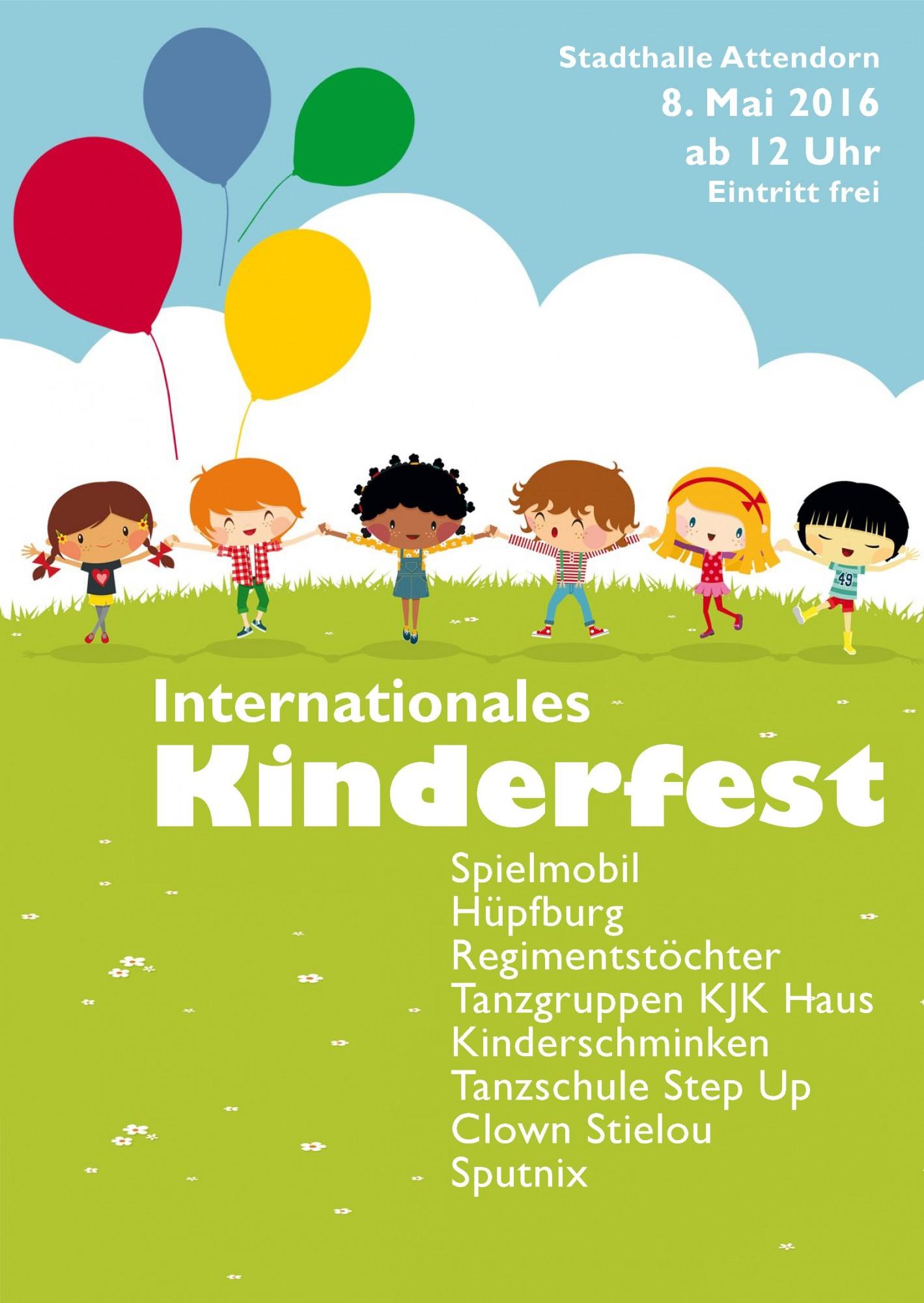 WOLL Sauerland Internationales Kinderfest