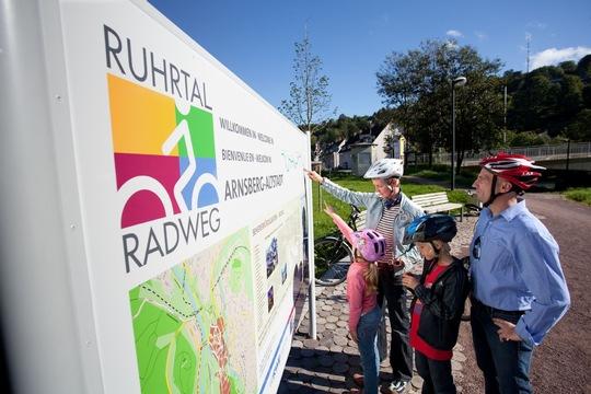 Ruhrtal-Radweg feiert Jubiläum