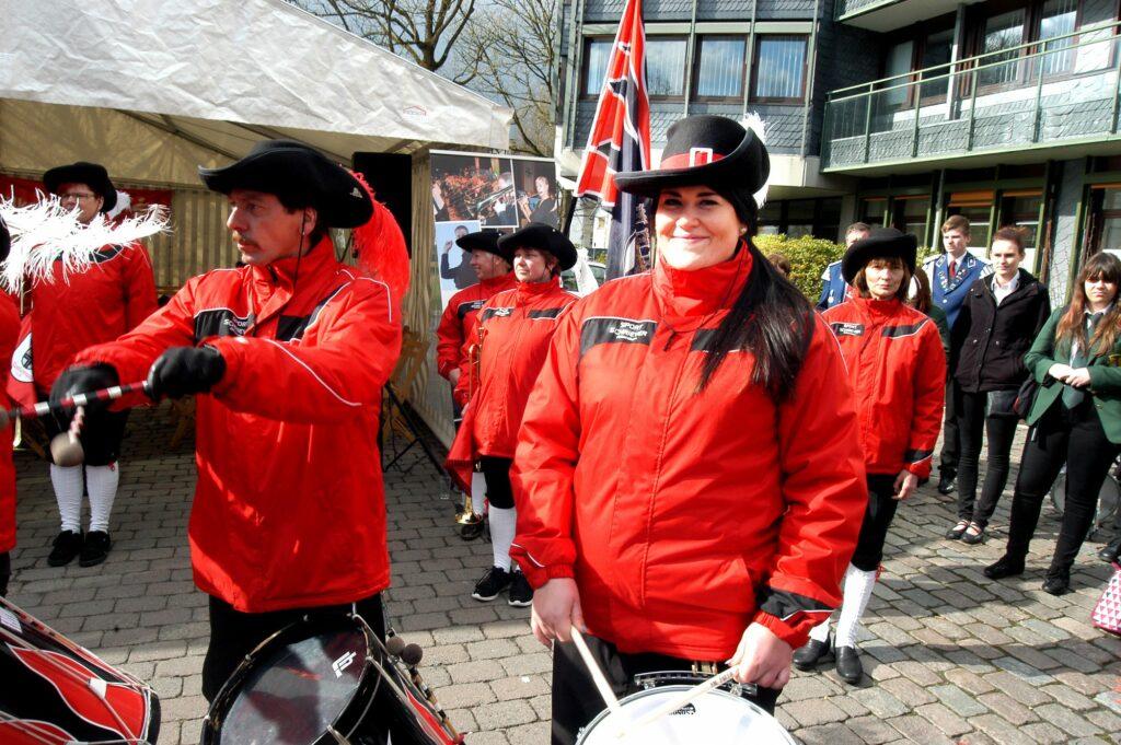 WOLL Sauerland Fanfarenzug
