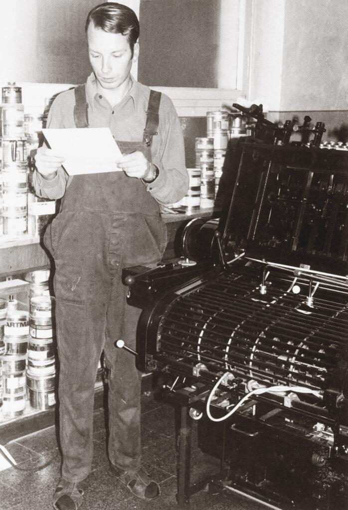 WOLL Sauerland Buchdrucker